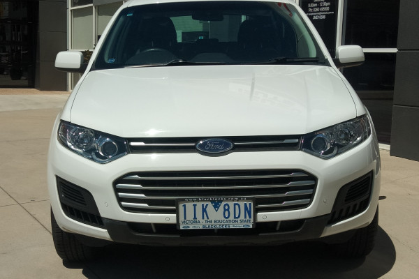 2016 Ford Territory SZ MKII TX Wagon Mobile Image 3