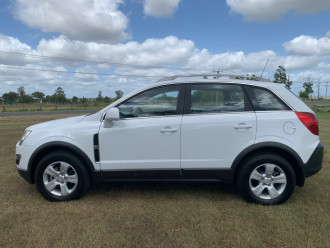 2013 Holden Captiva CG Turbo 5 LT Suv