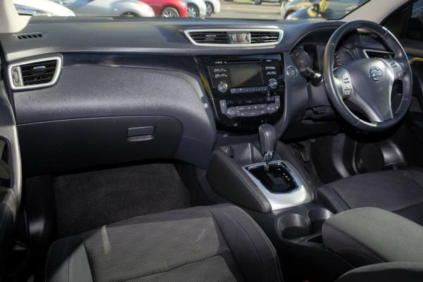 2014 Nissan Qashqai J11 TS Wagon