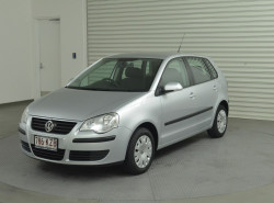 Volkswagen Polo Match 9N MY2008