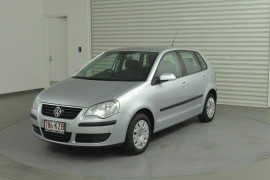 Volkswagen Polo Match 9N MY2008
