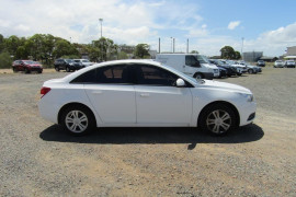 2009 Holden Cruze JG CD Sedan Image 2