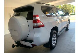 2013 Toyota Landcruiser Prado KDJ150R Suv Image 3