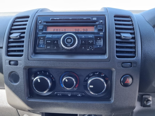 2014 Nissan Navara D40 Series 9 Silverline SE Utility Image 16