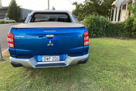 2017 MY18 Mitsubishi Triton MQ Turbo GLS Ute Image 5
