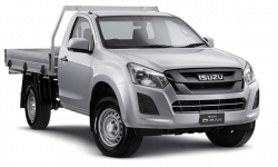 New Isuzu UTE SX Single Cab Chassis 4x4