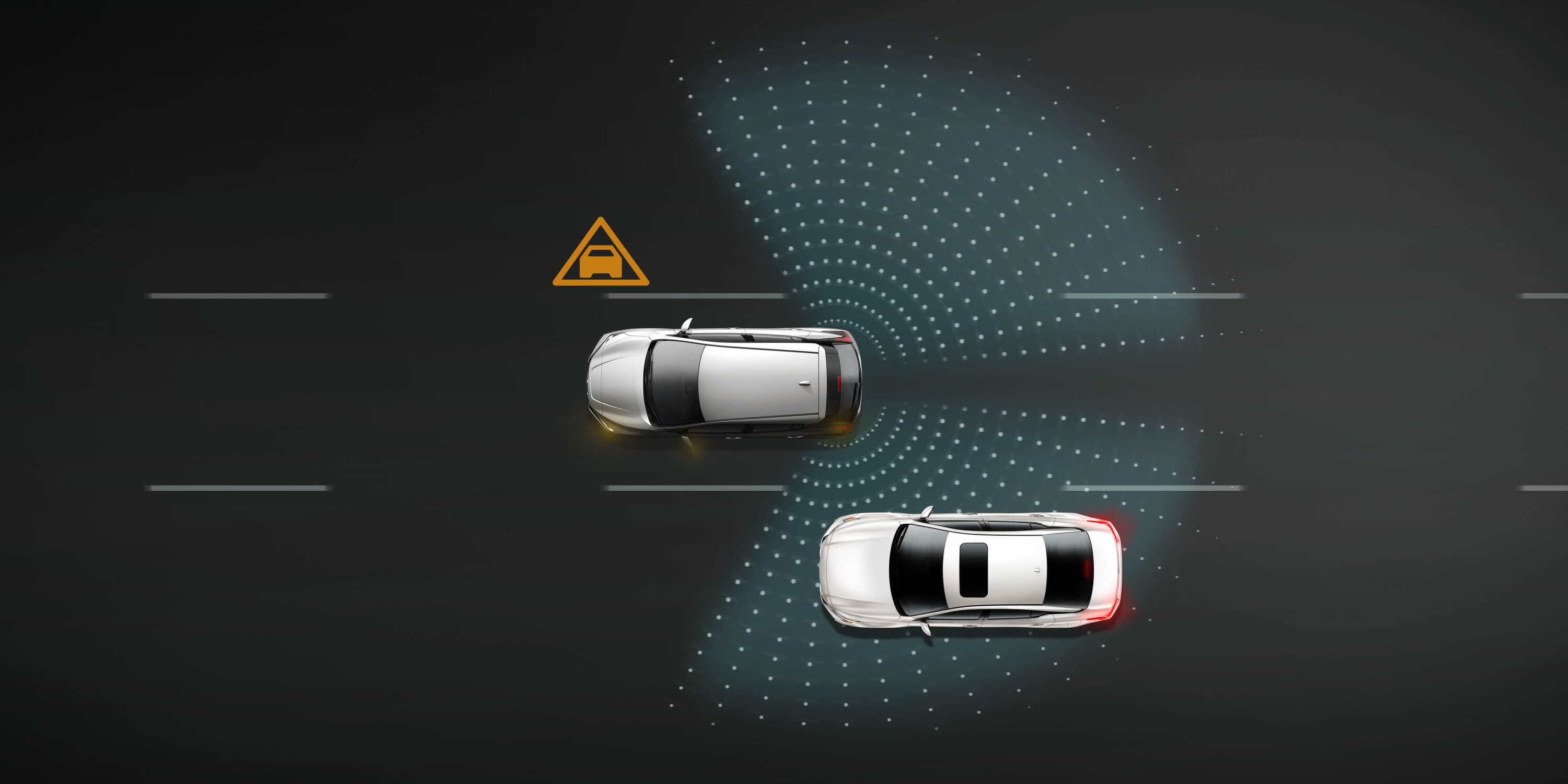 Blind-Spot Warning Image
