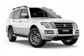 Mitsubishi Pajero GLS Leather option NX
