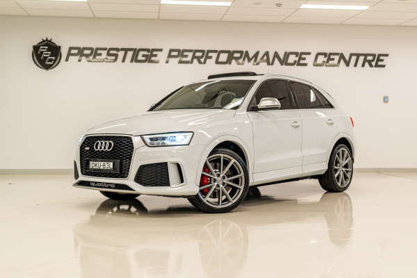 2017 MY18 Audi RS Q3 8U 2.5 TFSI Suv