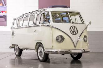 1959 Volkswagen Kombi Transporter (No Series) Bus