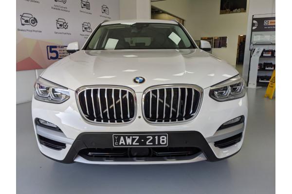 2018 BMW X3 G01 XDRIVE30D Suv Image 3