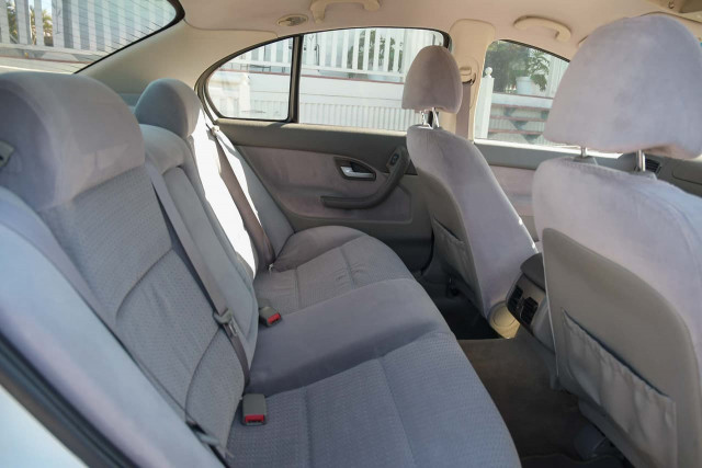 2003 Ford Fairmont BA Sedan Image 17