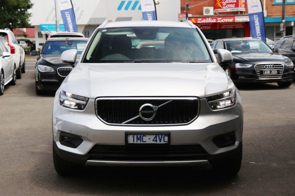 2018 Volvo Xc40 (No Series) MY19 T4 Momentum Suv Image 3