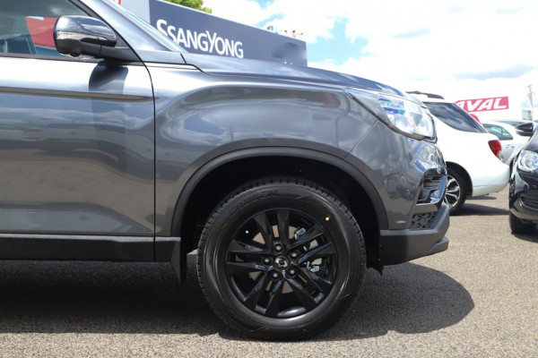 2020 MY20.5 SsangYong Musso Q201 Ultimate XLV Utility