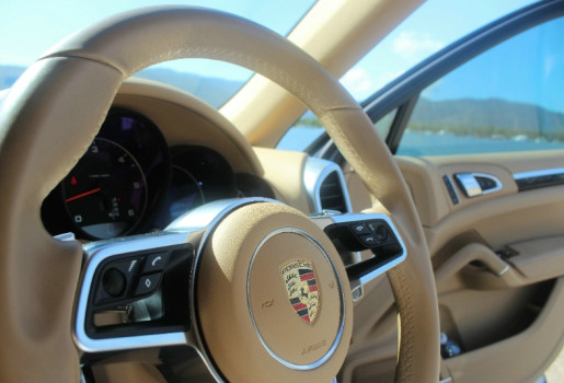 2016 Porsche Cayenne 92A MY16 TIPTRONIC Wagon