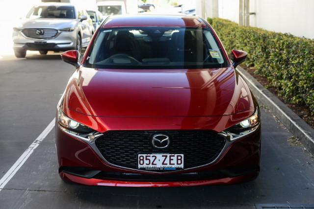 2019 Mazda 3 BP G20 Evolve Sedan Sedan Mobile Image 3