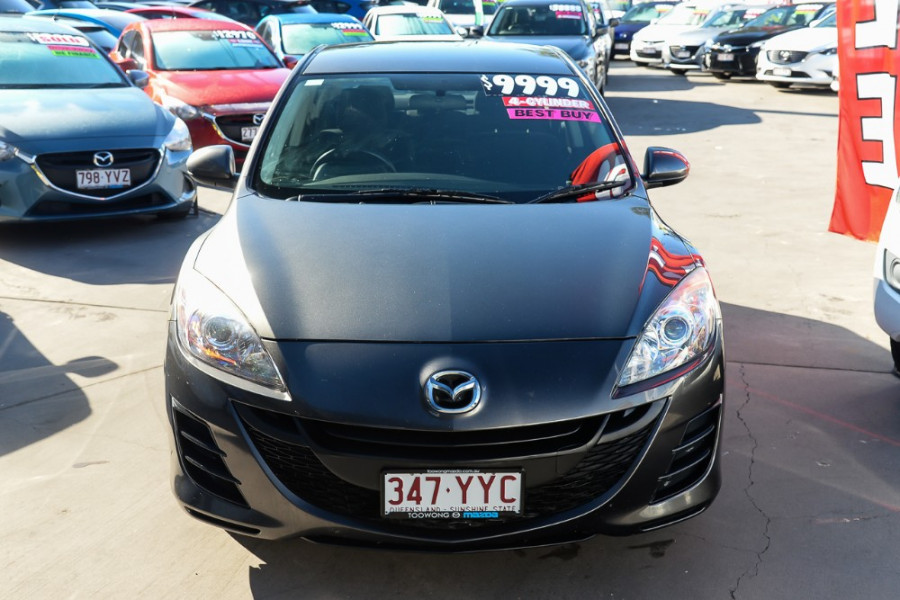 2011 Mazda 3 Neo