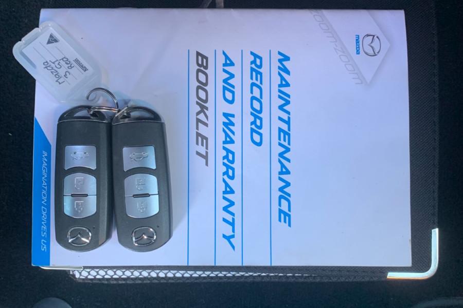 2015 Mazda 3 BM Series SP25 GT Sedan Sedan Image 28
