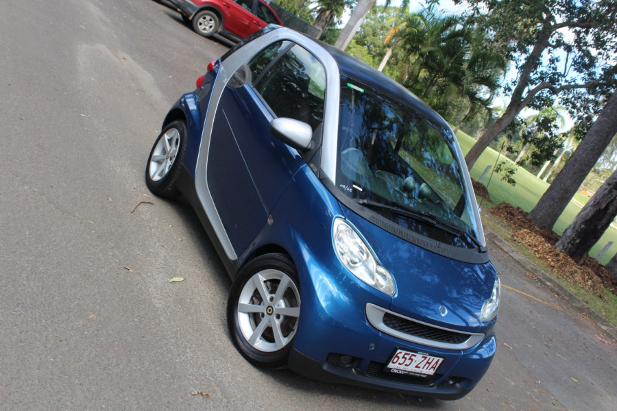 2008 Smart car Fortwo 451  pulse Coupe