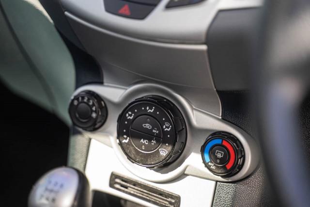 2012 Ford Fiesta WT CL Hatchback Image 6