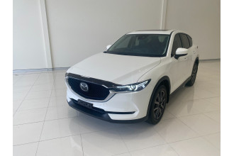 2017 Mazda CX-5 KE1022 Tw.Turbo Akera Suv Image 2