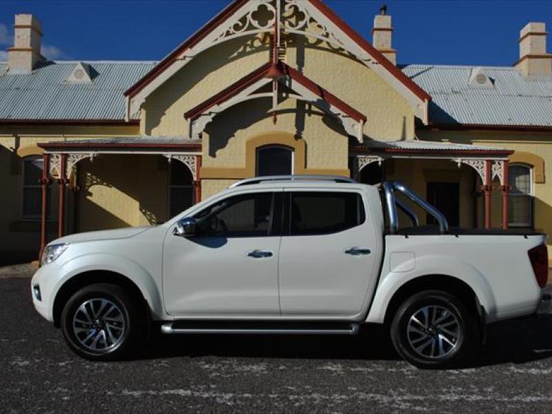 2016 Nissan Navara D23 ST-X Utility - dual cab