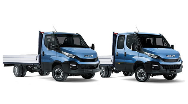 Daily Cab Chassis Overview