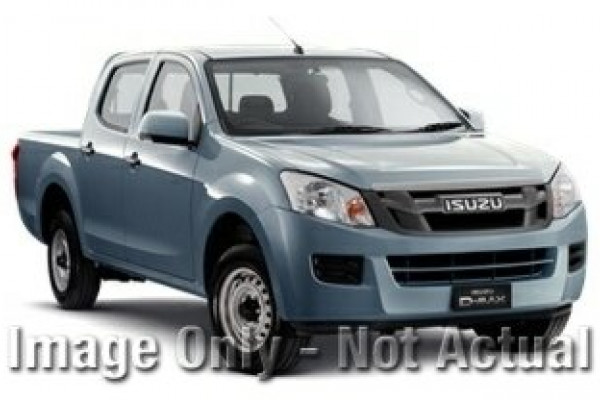 Isuzu Ute D-MAX SX Crew Cab 4x2 High Ride MY19