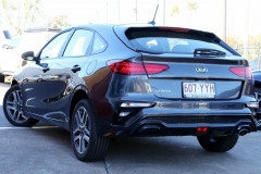 2018 MY19 Kia Cerato Hatch BD Sport Hatchback