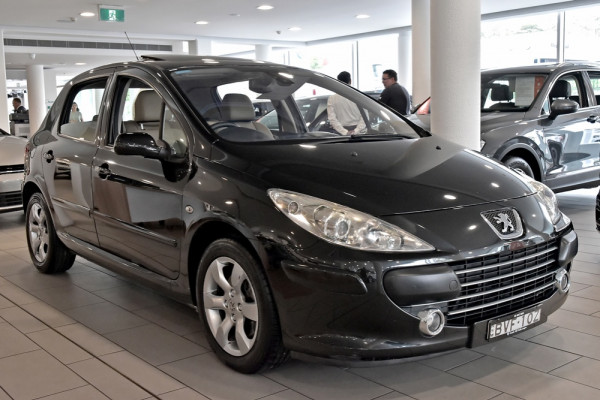 Peugeot 307 HDi T6 XSE