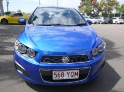 Holden Barina Hatchback TK