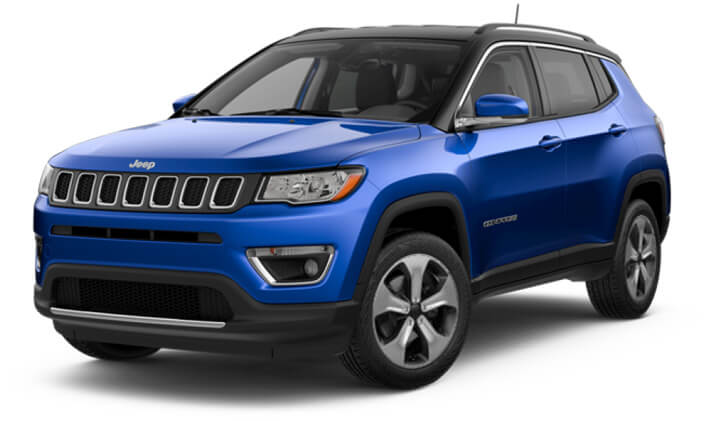 2019 MY18 Jeep Compass M6 Limited Suv