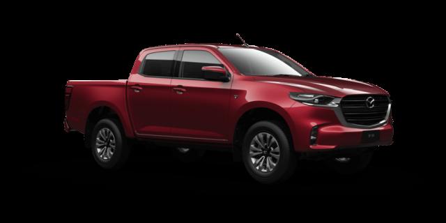 2020 MY21 Mazda BT-50 TF XT 4x4 Pickup Utility Image 7