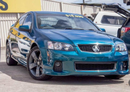 Holden Commodore SV6 Z-Series VE II MY12.5