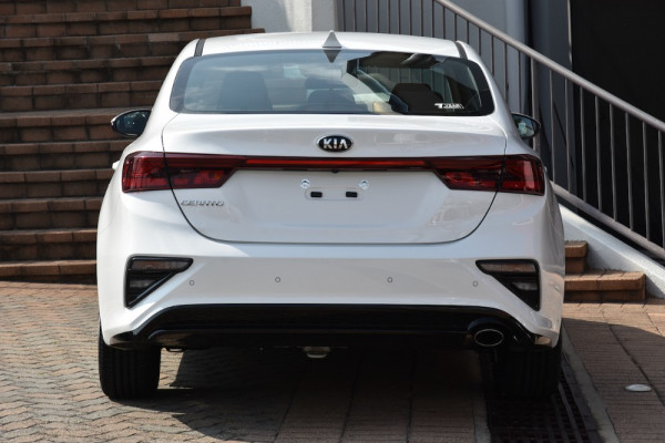 2020 Kia Cerato Sedan BD S Sedan Image 4