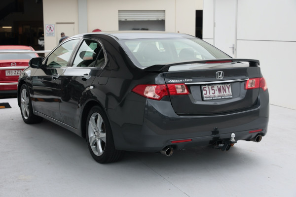 2014 Honda Accord Euro CU MY14 Sedan
