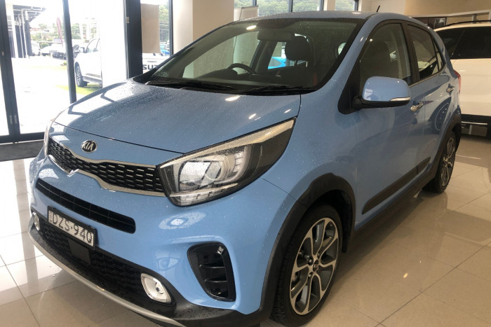 2018 Kia Picanto JA MY19 AO Edition Hatchback
