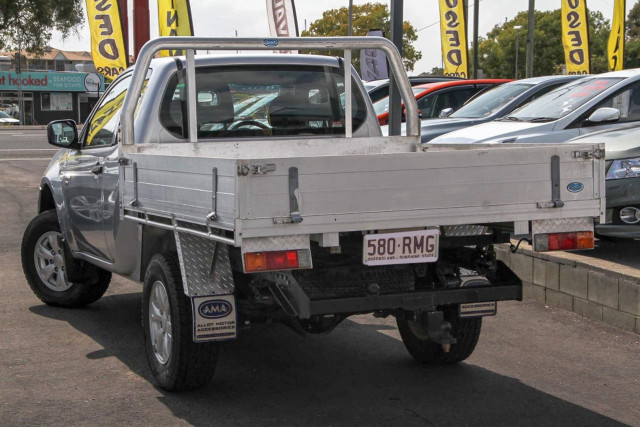 2011 Mitsubishi Triton MN MY11 GLX Utility Image 2