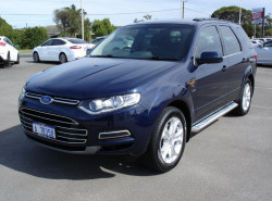 Ford Ford TX - Limited Edition SZ TX Limited