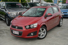 Holden Barina CDX TM MY13