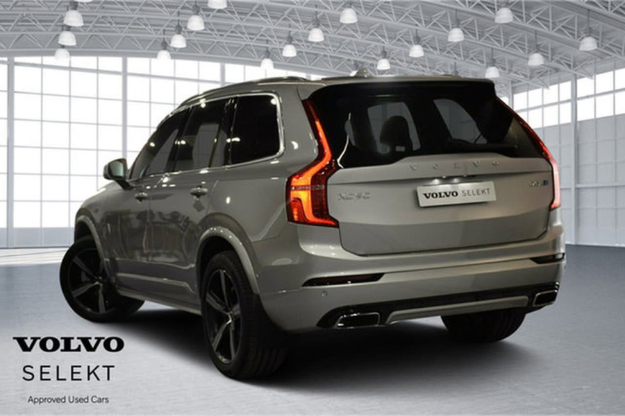 2018 MY19 Volvo XC90 L Series D5 R-Design Suv Mobile Image 2