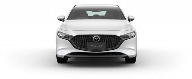 2021 Mazda 3 BP G20 Touring Hatchback Mobile Image 4