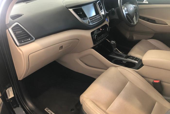 2015 Hyundai Tucson TLe Highlander Suv