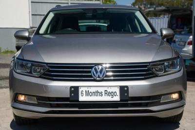 2016 Volkswagen Passat B8 MY16 132TSI Wagon