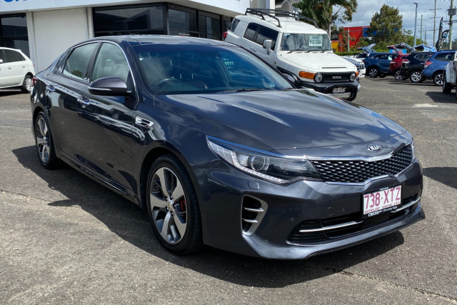 2015 MY16 Kia Optima JF GT Sedan