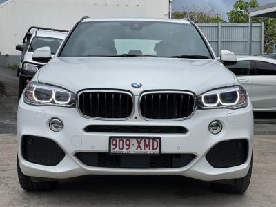 2017 BMW X5 F15 xDrive30d Suv Image 5