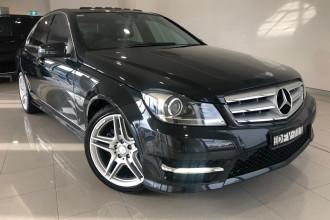 Mercedes-Benz C-class C250 BlueEFFICIENCY W204 MY11