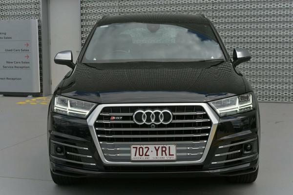 2016 MY17 Audi Sq7 4M MY17 TDI Suv Image 4