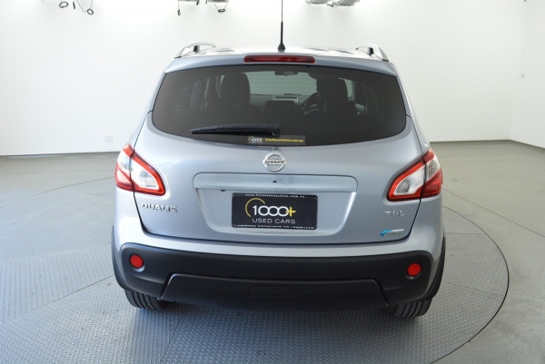 2013 Nissan DUALIS J10 Series 4 Ti-L Hatchback Image 5