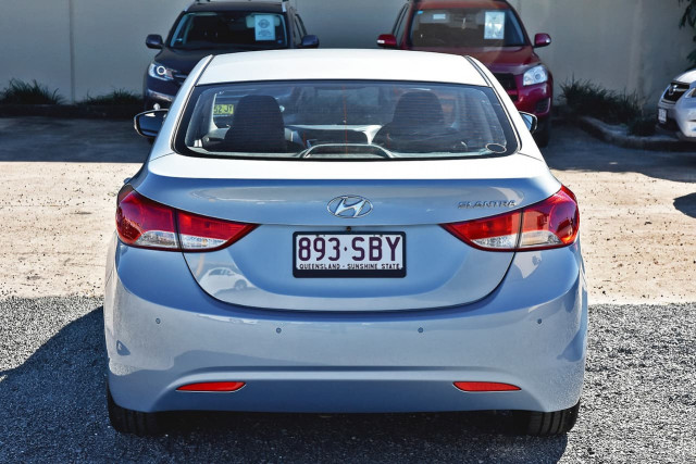 2011 Hyundai Elantra Sedan